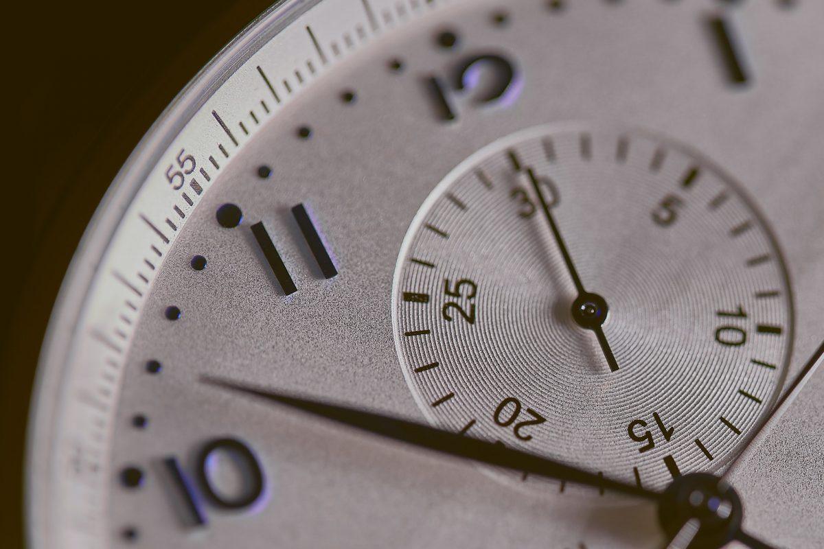 En klokke som komplementerer deg